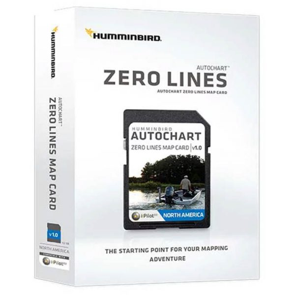 Humminbird Autochart Zline SD Europe