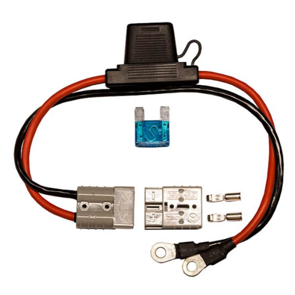 Quick Connect trolling motor cable 60A